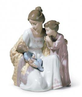 リヤドロ Lladro 【 新しい家族 】  01006939 WELCOME TO THE FAMILY