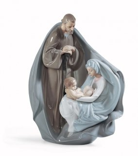 リヤドロ Lladro 【 イエスの降誕 】  01006994 BIRTH OF JESUS