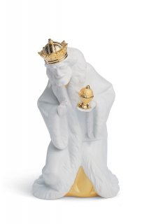 リヤドロ 人形  『三賢者 メルキオール(RE-DECO)  01007143 KING MELCHIOR (RE-DECO)』