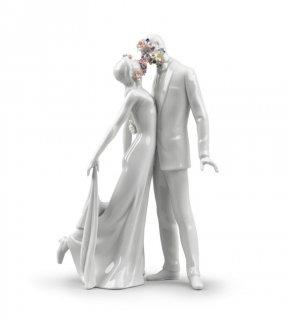 リヤドロ Lladro 【 LOVE<芽ばえる> 】  01007231 LOVE I (BLOSSOMS)