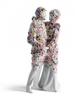 リヤドロ Lladro 【 Love �(Blossoms) 】  01007233 LOVE III (BLOSSOMS)