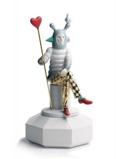 リヤドロ 人形  『恋人 II  01007253 THE LOVER II』