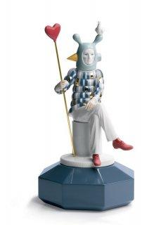 リヤドロ 人形  『恋人 III  01007254 THE LOVER III』