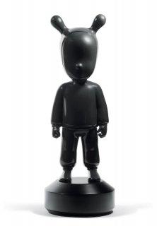 リヤドロ Lladro 【 黒いゲスト (大) 】  01007282 THE BLACK GUEST - BIG