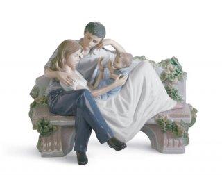 リヤドロ Lladro 【 家族の絆 】  01008056 A PRICELESS MOMENT