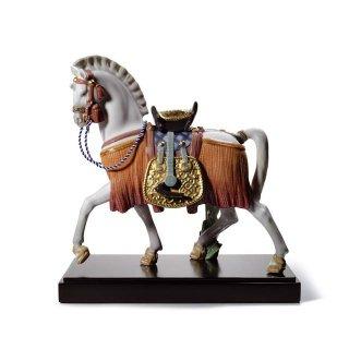 リヤドロ Lladro 【 希望の白馬 】  01008577 THE WHITE HORSE OF HOPE
