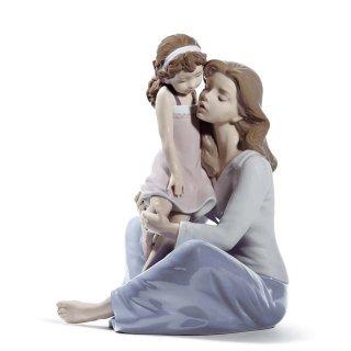 リヤドロ Lladro 【 ママとおしゃべり 】  01008623 MOMMY'S LITTLE GIRL