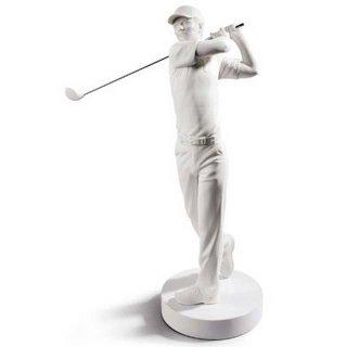 リヤドロ Lladro 【 ゴルファー 】  01009132 GOLF CHAMPION