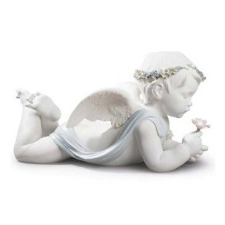 リヤドロ 人形  『愛しきエンジェル  01009151 MY LOVING ANGEL』