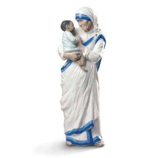 リヤドロ Lladro 【 マザー・テレサ 】  01009247 MOTHER TERESA OF CALCUTTA