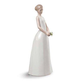 リヤドロ Lladro 【 ウェディングデイ 】  01009262 WEDDING DAY