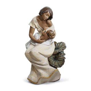 リヤドロ Lladro 【 母子の絆 】  01012514 A BEAUTIFUL BOND