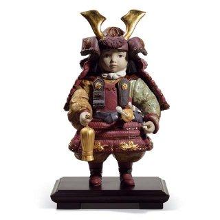 リヤドロ Lladro 【 若武者 60周年記念 】  01013045 Warrior Boy NEW