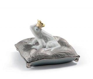 リヤドロ 人形  『カエルの王様  01007188 ENCHANTED PRINCE (RE-DECO)』