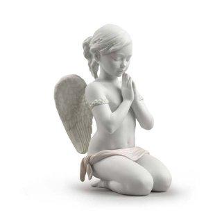 リヤドロ 人形  『静かな祈り  01009291 Heavenly prayer』