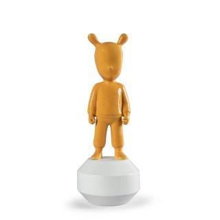 リヤドロ Lladro 【 The Orange Guest - 小 】  01007749 THE ORANGE GUEST FIGURINE. SMALL MODEL.