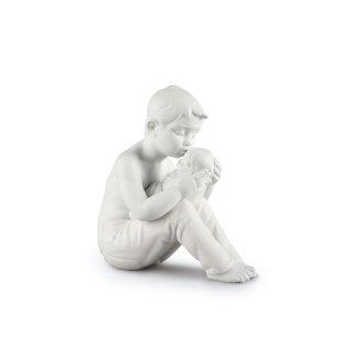 リヤドロ Lladro 【 僕の家にようこそ! 】  01009455 WELCOME HOME CHILDREN FIGURINE