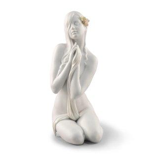 リヤドロ Lladro 【 内なる平和 】  01009487 INNER PEACE WOMAN