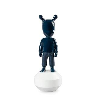 リヤドロ Lladro 【 The Dark Blue Guest- 小 】  01007750 THE DARK BLUE GUEST