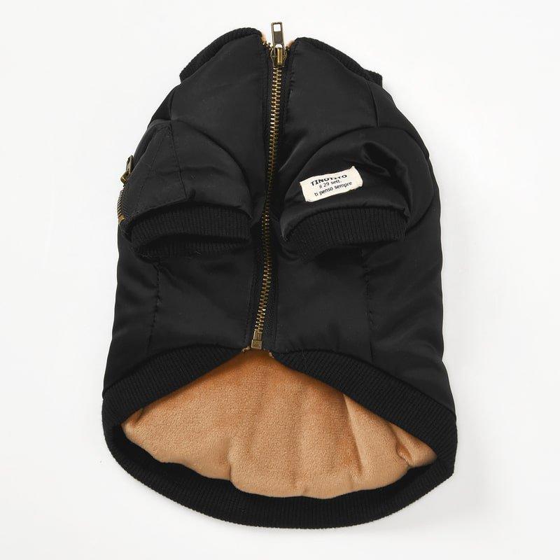 MA1ジャケット(ブラック / Black)の画像