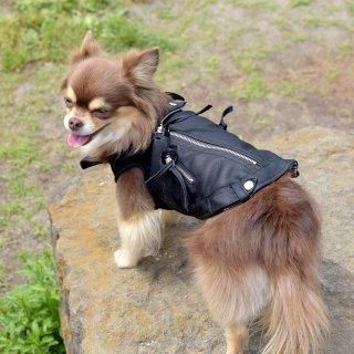 TINOTITO(ティノティート)TTライダースジャケット<br><span>ブラック</span>