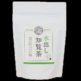 【会員限定583円】水出し知覧茶 三角ティーバッグ(5g×15袋)