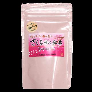 【会員限定777円】さくら咲く紅茶ティーバッグ(3g×12P)