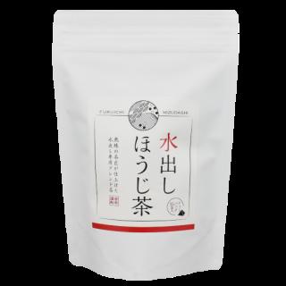 【会員限定583円】水出しほうじ茶 三角ティーバッグ(5g×15袋)