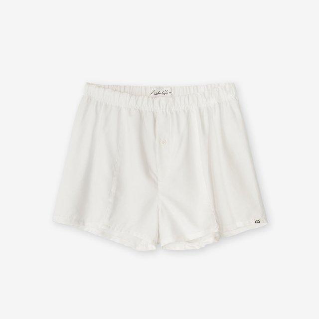 <span>Silk Boxer Shorts / Off White</span>シルク トランクス / オフホワイト