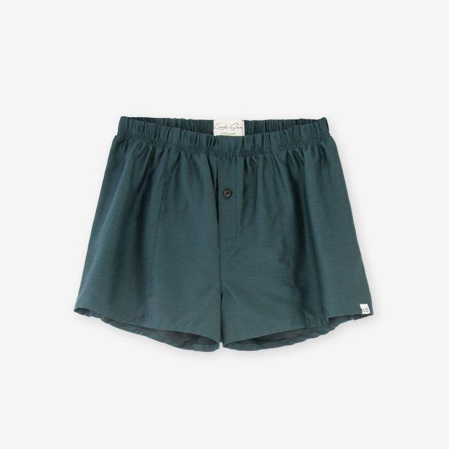 <span>Silk Boxer Shorts / Khaki</span>シルク トランクス / カーキ