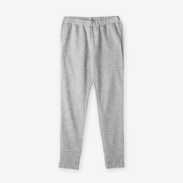 <span>Silk&Cotton Easy Pants / Grey</span>シルク&コットン イージーパンツ / グレー