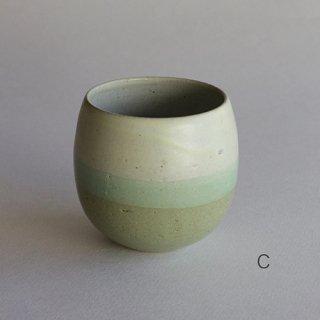 竹村良訓作 丸いカップ・C