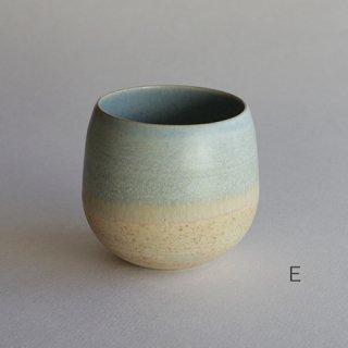 竹村良訓作 丸いカップ・E