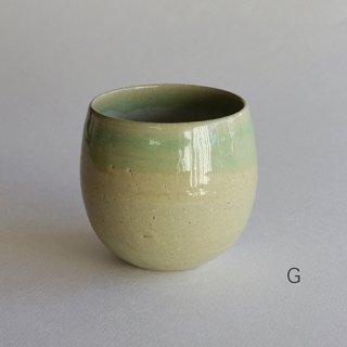 竹村良訓作 丸いカップ・G