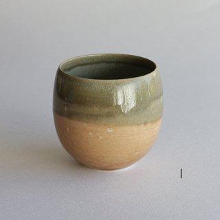 竹村良訓作 丸いカップ・I