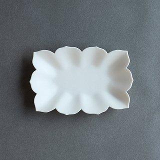 若杉聖子作 長方形皿 WS10