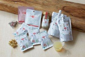 ギフトに、手土産に【  三陸椿物語 アソートセット  】 ほんのり甘い 紅茶の味わい 椿茶を素材に使用したコラボ商品の詰め合わせ