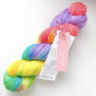 <img class='new_mark_img1' src='https://img.shop-pro.jp/img/new/icons13.gif' style='border:none;display:inline;margin:0px;padding:0px;width:auto;' />Hand dyed sock yarn|No.2019