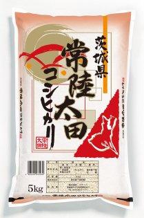常陸大田産コシヒカリ 5kg