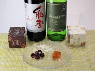 能登ワイン米飴50g×6パック(赤白を各3パックずつ)