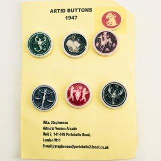 A-016 Antique ARTID BUTTONS part1