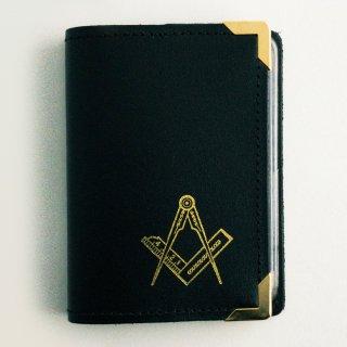 A-024 Freemasonry Card case フリーメイソン