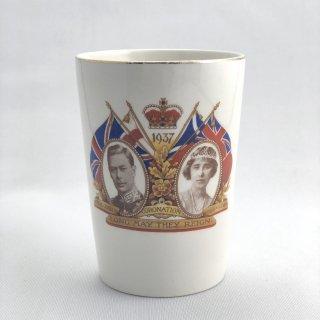B-010 George �、Queen Elizabeth Colonation  Cup