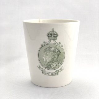 B-013 The Kings Coronation Dinner Cup