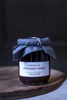 HOMEMADE JAM  STRAWBERRY VANILLA 150g