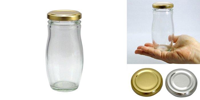 プリン・ヨーグルト瓶  HANA140ST