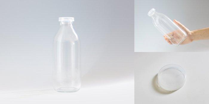 プリン・ヨーグルト瓶  M-900K