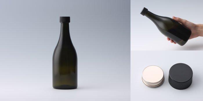 酒瓶 ・ 焼酎瓶 SKK500 DS