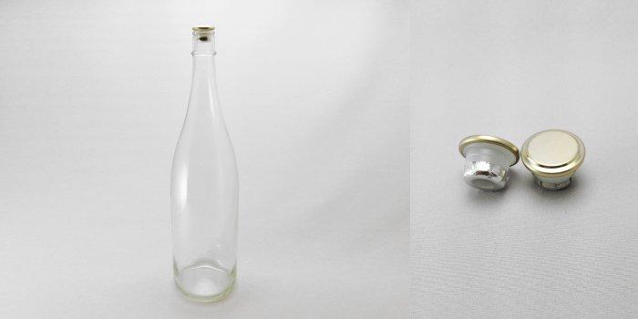 酒瓶 ・ 焼酎瓶 清酒1800-F(一升瓶)