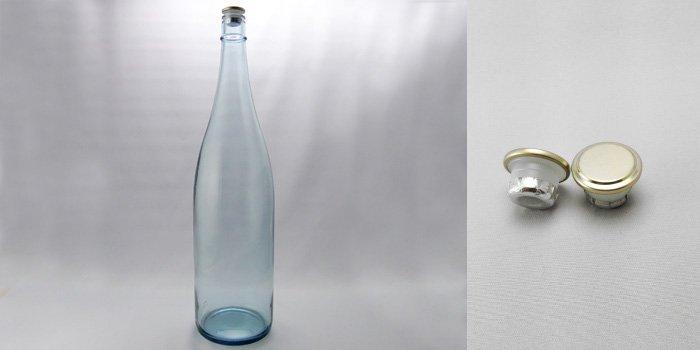 清酒1800-LB(一升瓶)  ライトブルー